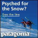 Patagonia for ski jackets and apparel